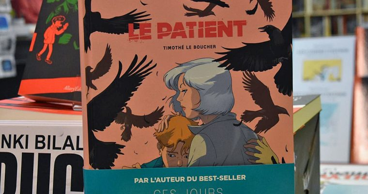 Le patient – Timothé Le Boucher