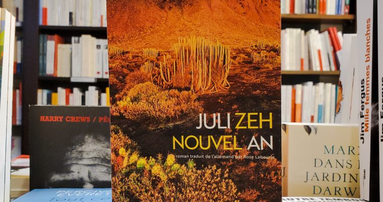 Nouvel an – Juli Zeh