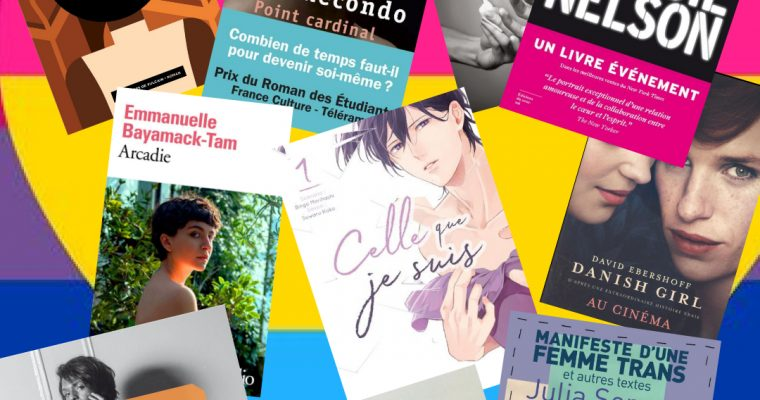 Pride – Semaine 3 : Question de genre : Trans, agenre,  et intersexe