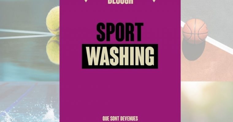 Sport washing – David Blough