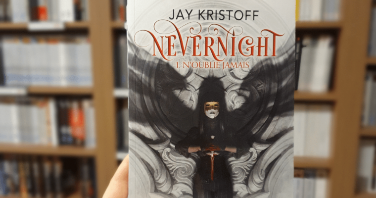 Nevernight , t.1 N'oublie jamais –  Jay Kristoff