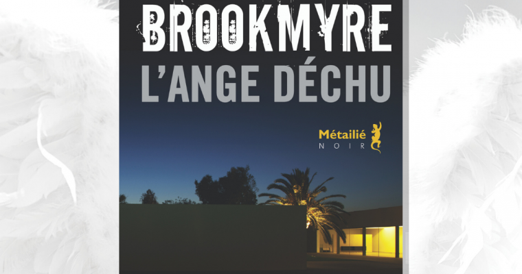 L'ange déchu – Chris Brookmyre