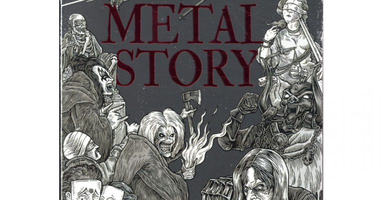 Metal Story – Andrew O'Neill
